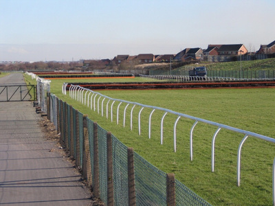 The Grand National Course at Aintree