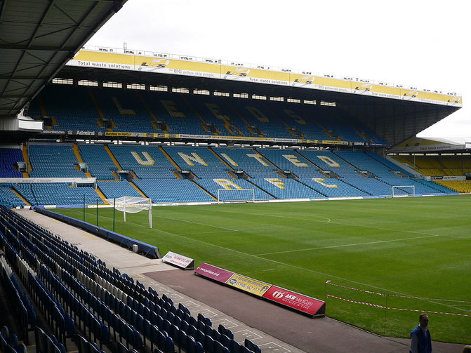 Elland Road Football Stadium