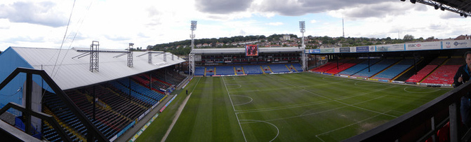 Selhurst Park Stadium in London