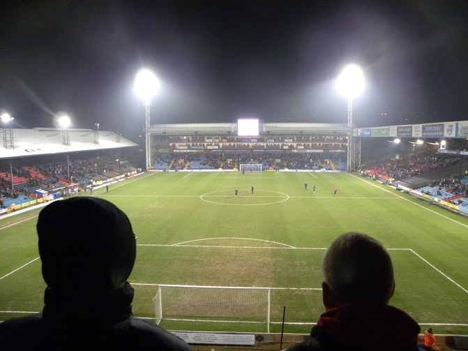 Crystal Palace Evening Match at Selhurst Park
