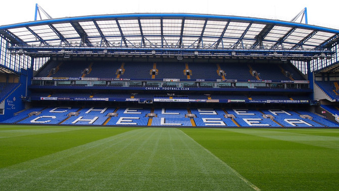 Stamford Bridge Football Stadium