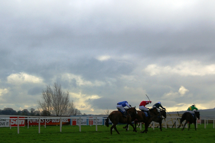 Race Leaders at Leopardstown Racecourse