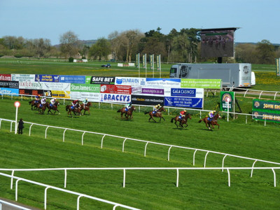 Chepstow Racecourse / Welsh Grand National