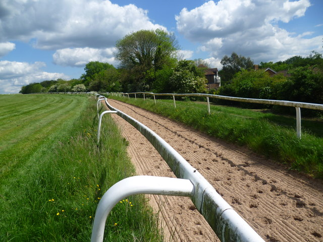 The Track at Epsom Downs