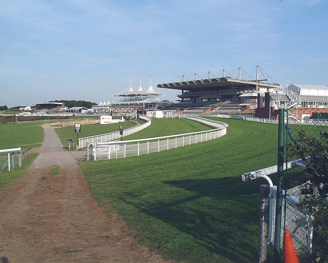 The Grandstand & Track