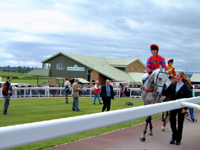 Hereford Racecourse Stands