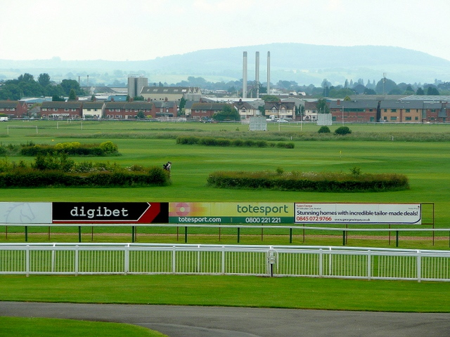 Hereford Racecourse Views