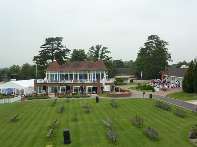 Side Buildings at Lingfield Park