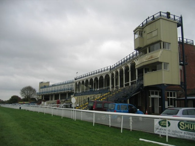 The Grandstand at Ludlow