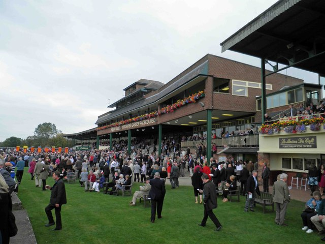Meeting at Ripon Racecourse