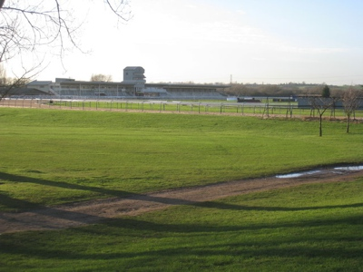 Stands at Southwell