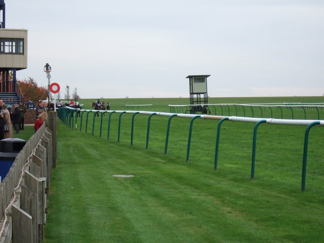 The Winning Post at Newmarket