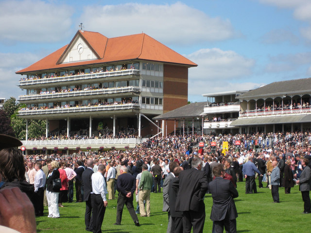 York Racecourse Melrose Stand