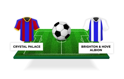 Crystal Palace  v Brighton & Hove Albion